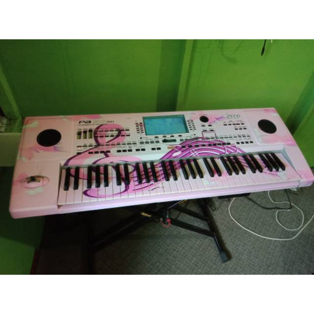Orgen Piano Korg Pa 50 Sd Shopee Indonesia