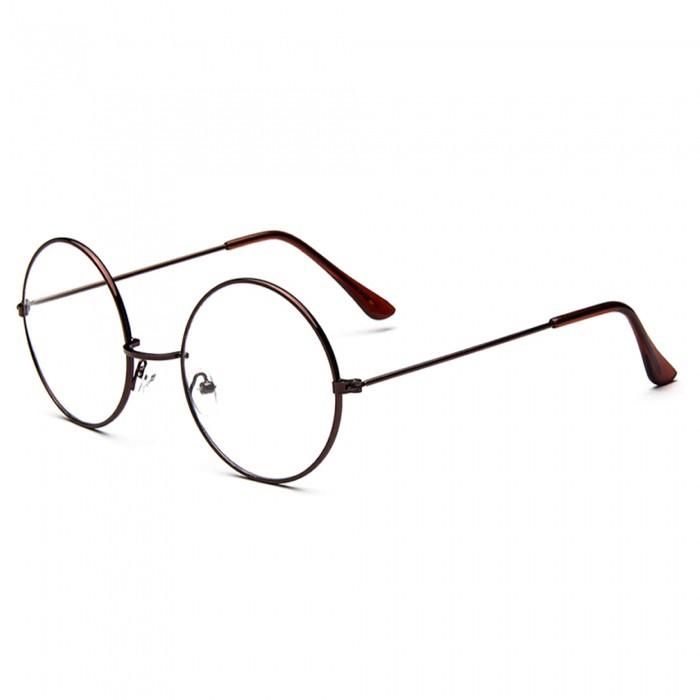 Kacamata   Bronze   Pria dan Wanita - Design Korea - BULAT  f44743e542