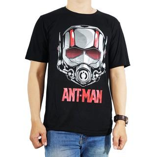 Vanwin - Kaos T-Shirt Distro Ant Man - Hitam