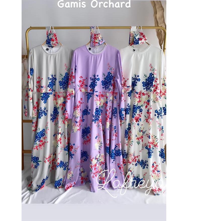 Diskon✸ LFY DRESS FLOWER PREMIUM IMPORT(MSW) ,..,..,