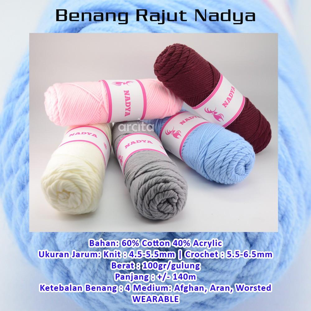 Jarum Rajut Clover Soft Touch Eceran Shopee Indonesia Jahit