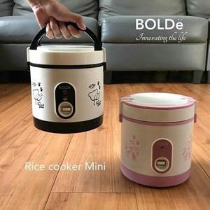 Super COOK Rice CooKeR MiNi 3 In 1 Bolde 0.6L - Original - Free pack - asontv
