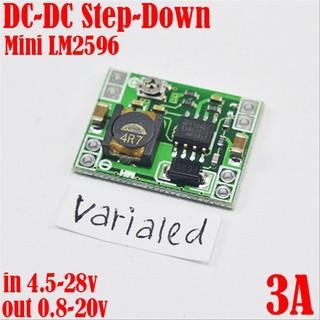 Mini DC-DC Converter Step Down Module Adjustable Power Supply 4.5-28V TO 1.3-17V