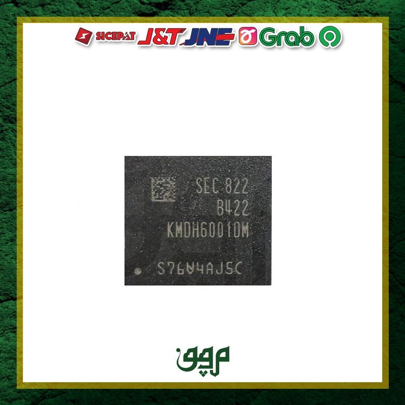 IC EMMC KMDH6001DM-B422 USED / EMMC OPPO F7 F9 F11 BGA 254 RAM4GB KMDH6001DM-B422 64GB KMDH6 RPMB CLEAN TESTED