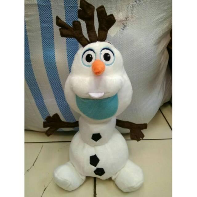 Boneka olaf frozen murah  bcbaec7433