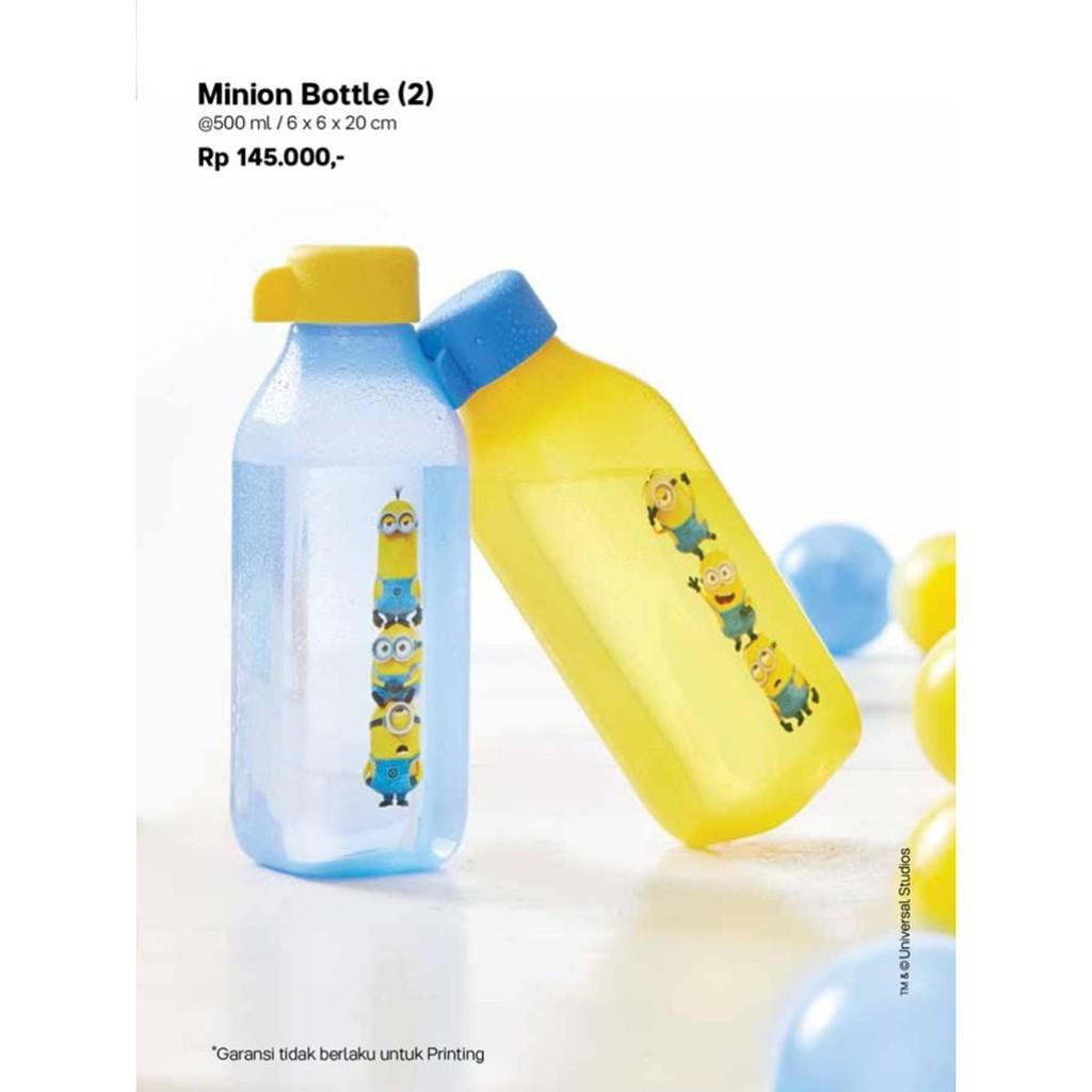 Botol Minum Karakter Line - Cony & Brown. Source · Minion bottle 500ml .