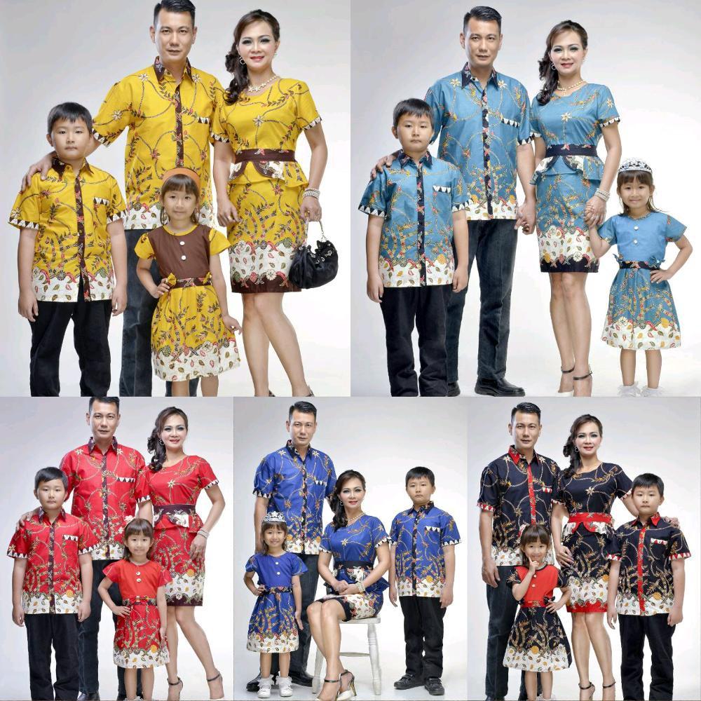 baju batik keluarga - Temukan Harga dan Penawaran Batik   Kebaya Online  Terbaik - Pakaian Wanita Maret 2019  596769b302