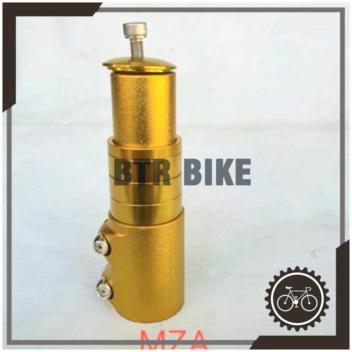 Peninggi Fork Sepeda - Adaptor Fork Sepeda MTB - Adaptor Fork Gold