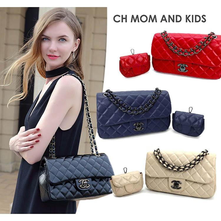 PROMO NATAL SQ2612 Tas Branded Alexia Lenore Set 2in1 Tas Batam Import  Murah Wanita Handbag paket  008074932b