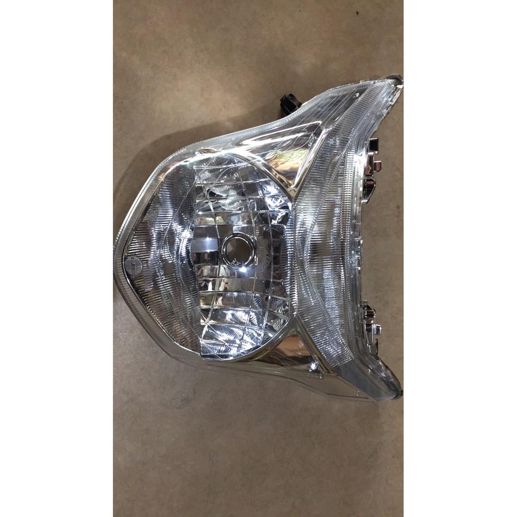 Spare Part Motor Honda Lampu Depan Scoopy Karbu , Komplit , Reflektor Berkualitas | Shopee Indonesia