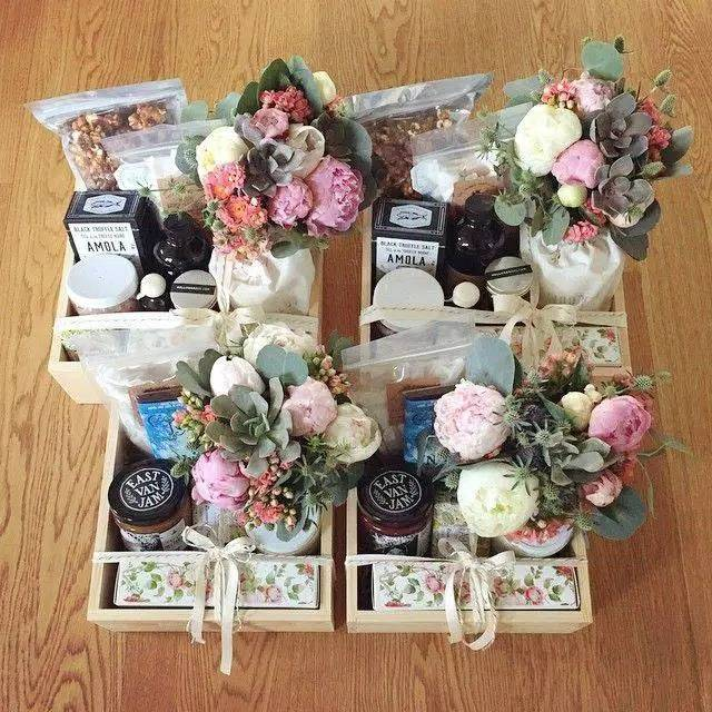 Murah Kotak Kayu Hantaran Pernikahan Kotak Parcel Hampers Kotak Toples Kotak Seserahan Pernikahan Wo