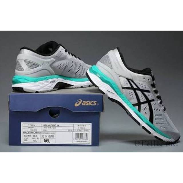 Sepatu Voli Asics Gel Kayano 21 Cewek Olahraga Sport volley Badminton  Wanita Murah Grade Ori  2b68af6519