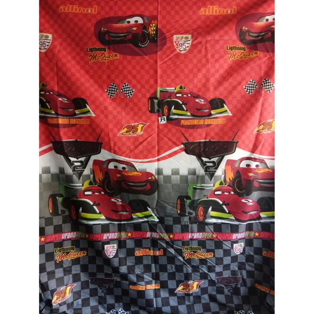 SARUNG KASUR RESLETING L / MC QUEEN / 180 X 200 X 20 / KASUR BUSA - SET BEDCOVER | Shopee Indonesia