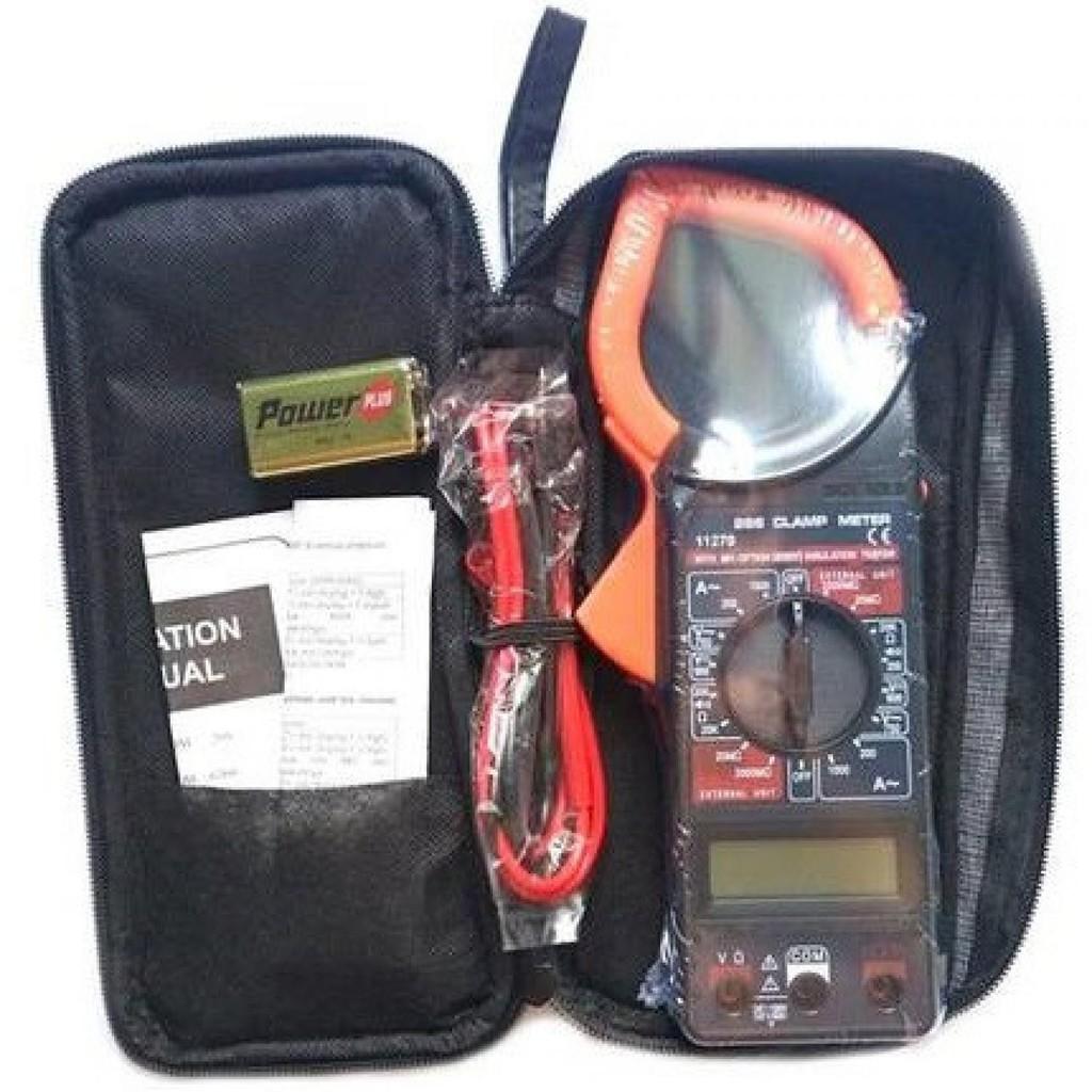 Clamp Meters Kyoritsu 2200r Ac Digital Meter Shopee Tang Ampere 2002pa Indonesia