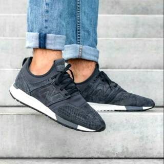 bfdc7ec57e135 Sepatu wanita!!new balance 247 midnight-navy premium quality size 39 40 41  42 43 44 45