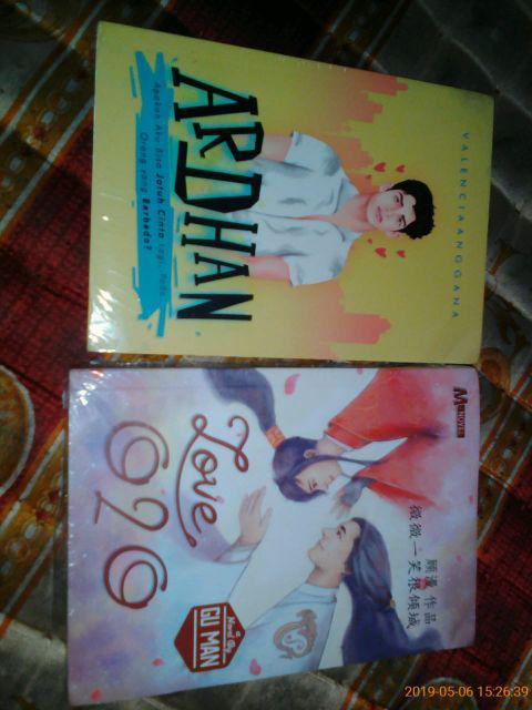 Love O2O by Gu Man | Shopee Indonesia