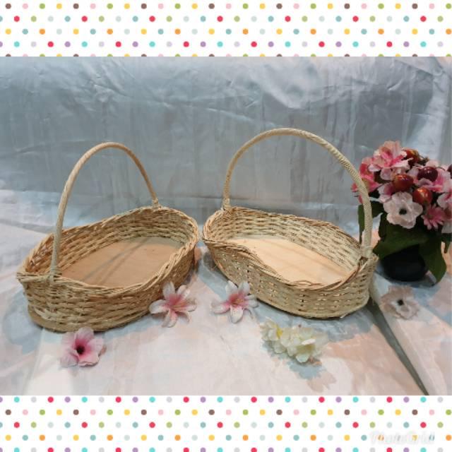 Keranjang Bunga Portable untuk Pernikahan / Permen   Shopee Indonesia -. Source · Keranjang Dokumen Portable Serba Guna Size 28x21x6 5 Cm N586 ...