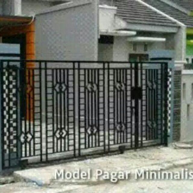 Model Pagar Minimalis Murah Content