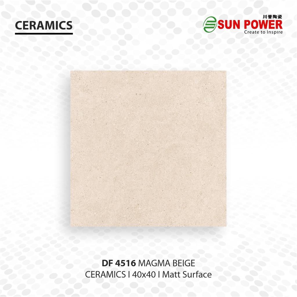 Keramik lantai motif batu matt 40x40 | Keramik lantai matt 40x40 Magma series
