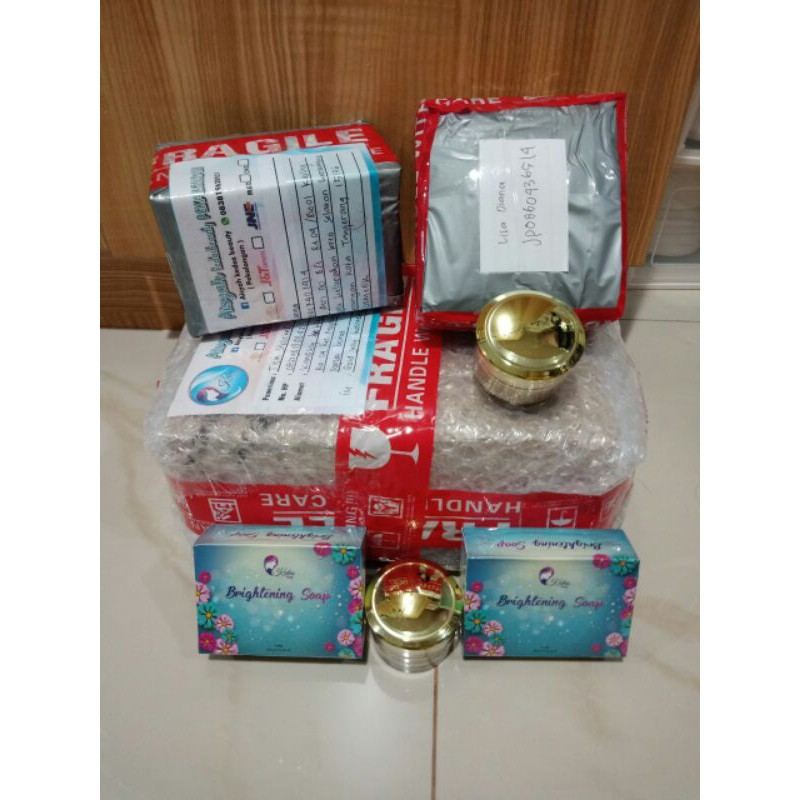 1 paket kedas beauty