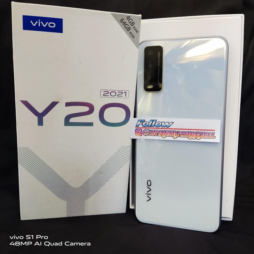 Vivo Y20 2021 Ram 4GB Rom 64GB (Second)