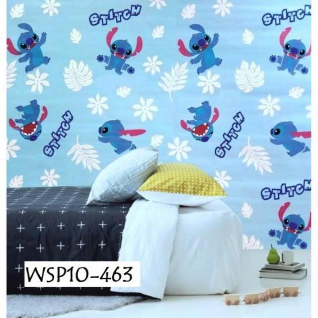 Wallpaper Stiker Dinding Stitch Shopee Indonesia