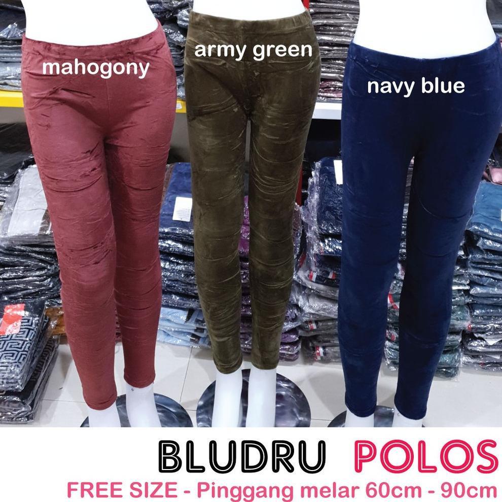 Kode Zh093 Legging Bludru Polos A121 Celana Legging Bludru Velvet Jumbo Wanita Legging Jumbo W Shopee Indonesia