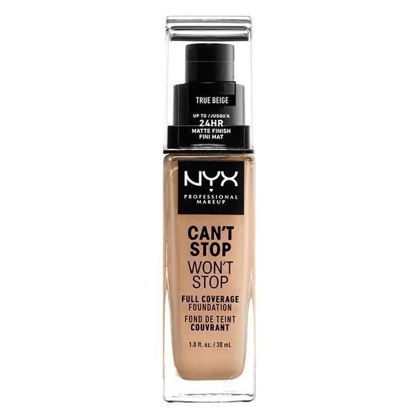 Nyx Professional Makeup Can T Stop Won