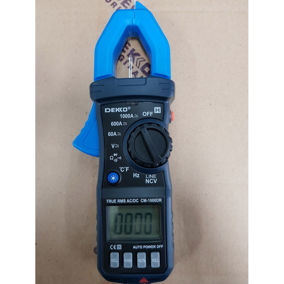 Digital Clamp Meter Ac Kyoritsu 2017 Shopee Indonesia 2000 Ampere 2002pa