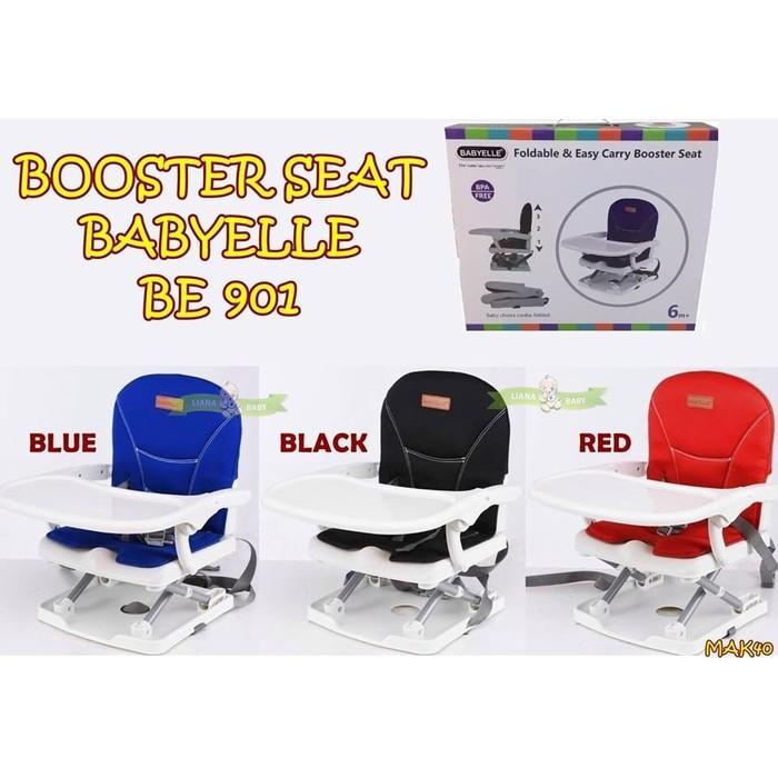 840b753a9e8e MCB - Babyelle Foldable   Easy Carry Booster Seat