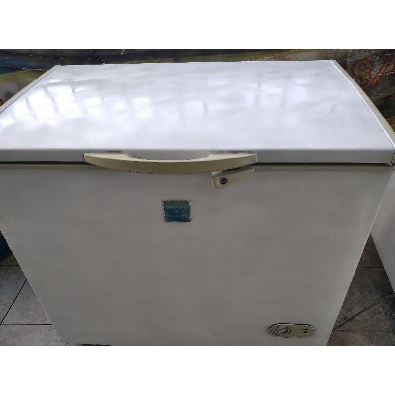 freezer box second bekas 200 liter frizer frezzer chiller box