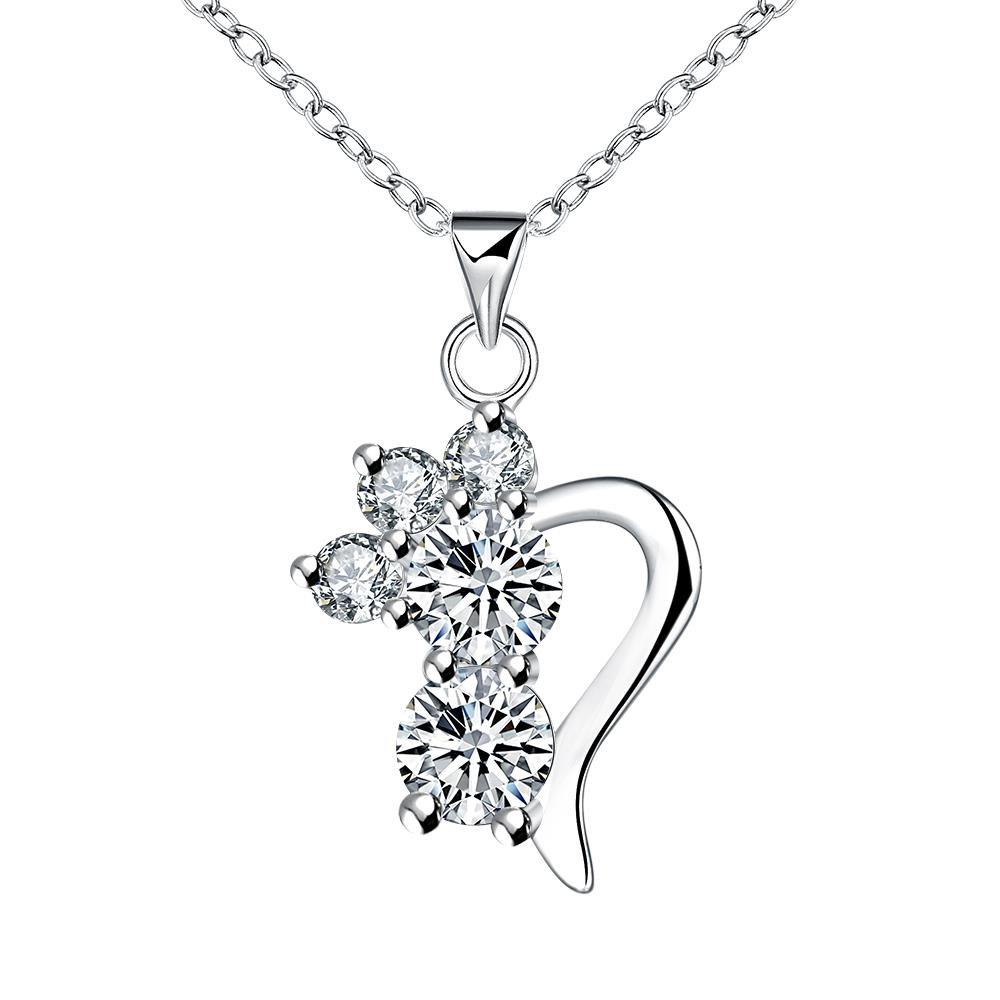 Aksesoris Perhiasan Kalung Wanita Crystal Box Lady Necklace Spcn750 Tiaria Plant Lkn18krgpn850 A Gold Plated Silver Shopee Indonesia