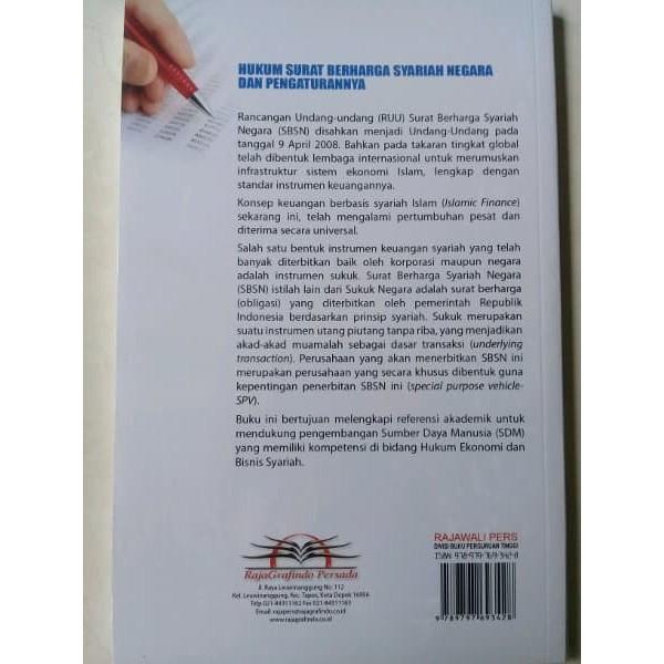 Buku Hukum Surat Berharga Syariah Negara