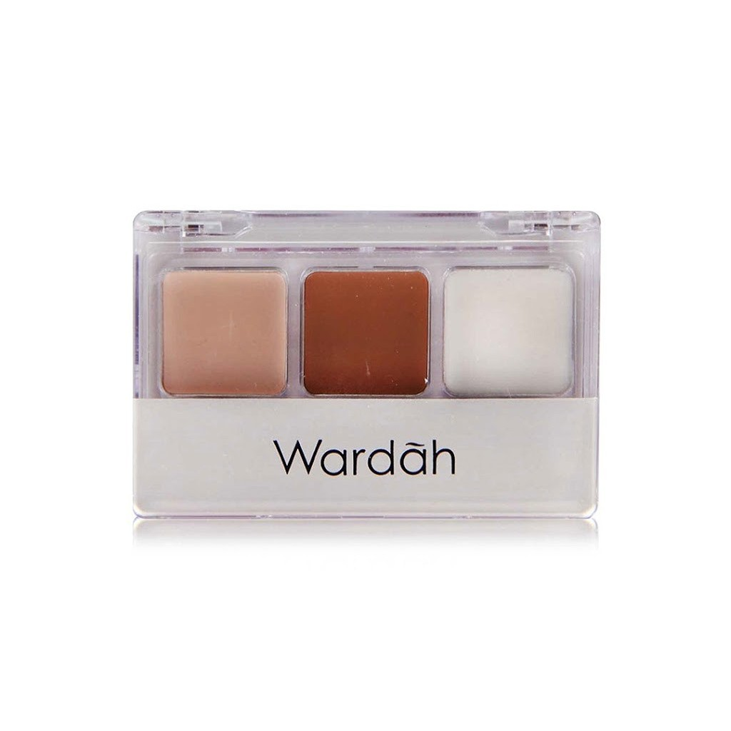Wardah Cosmetic Make Up Kit Professional Shopee Indonesia