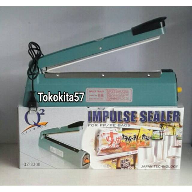 Home Lux Impulse Sealer Pfs 200 Alat Mesin Press Plastik 20 Cm Source · Q2 Impulse