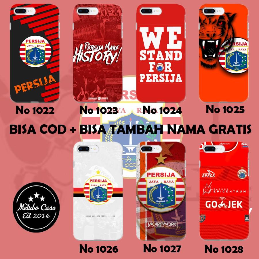 Case Casing Semua Tipe HP Persija Bola Indonesia Vivo Y17 Y15 Y12 V15 V15 PRO Y95 Y93