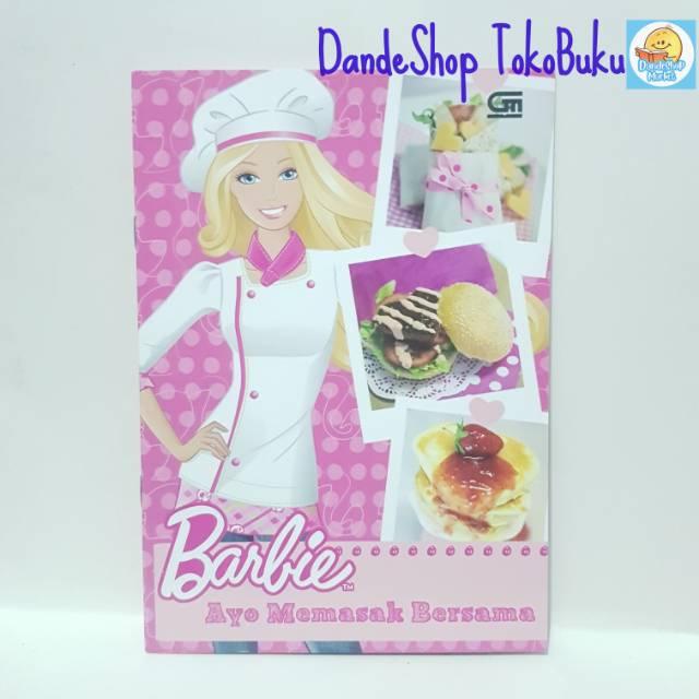 Barbie Ayo Memasak Bersama Shopee Indonesia