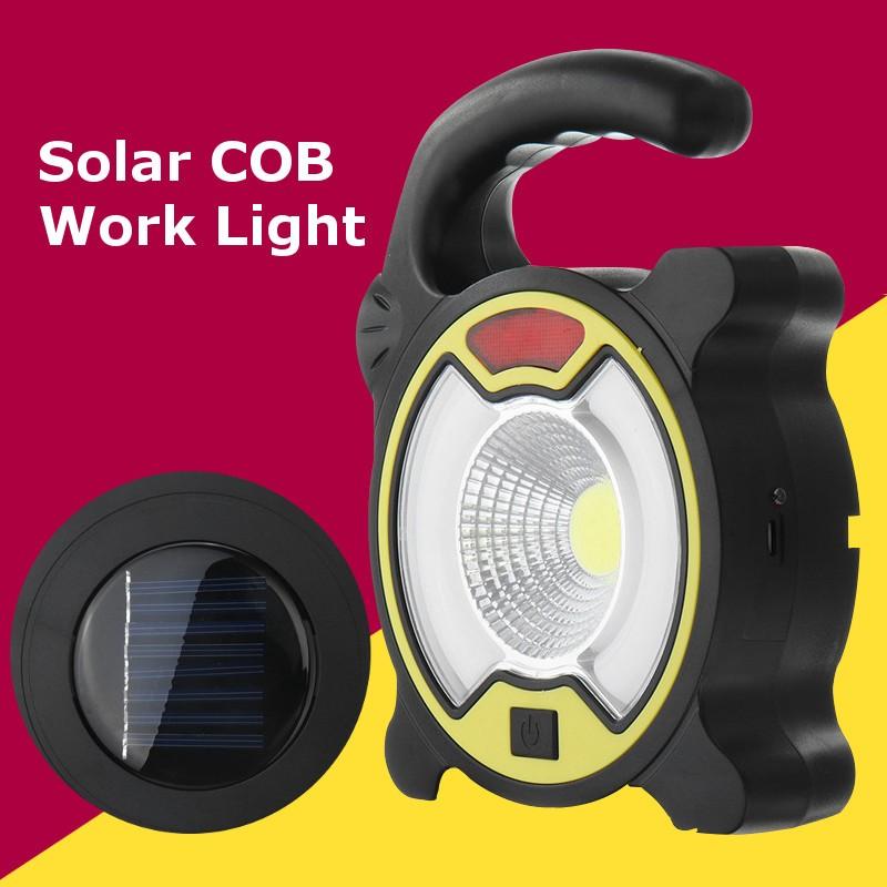 Mayitr Lampu Sorot LED Tenaga Surya Anti Air untuk Outdoor / Taman / Jalan | Shopee