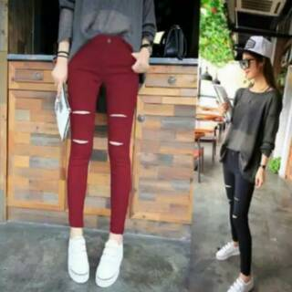 "JEGGING SUPER STRETCH""IMPOR ( RIPPED""2 )#4"