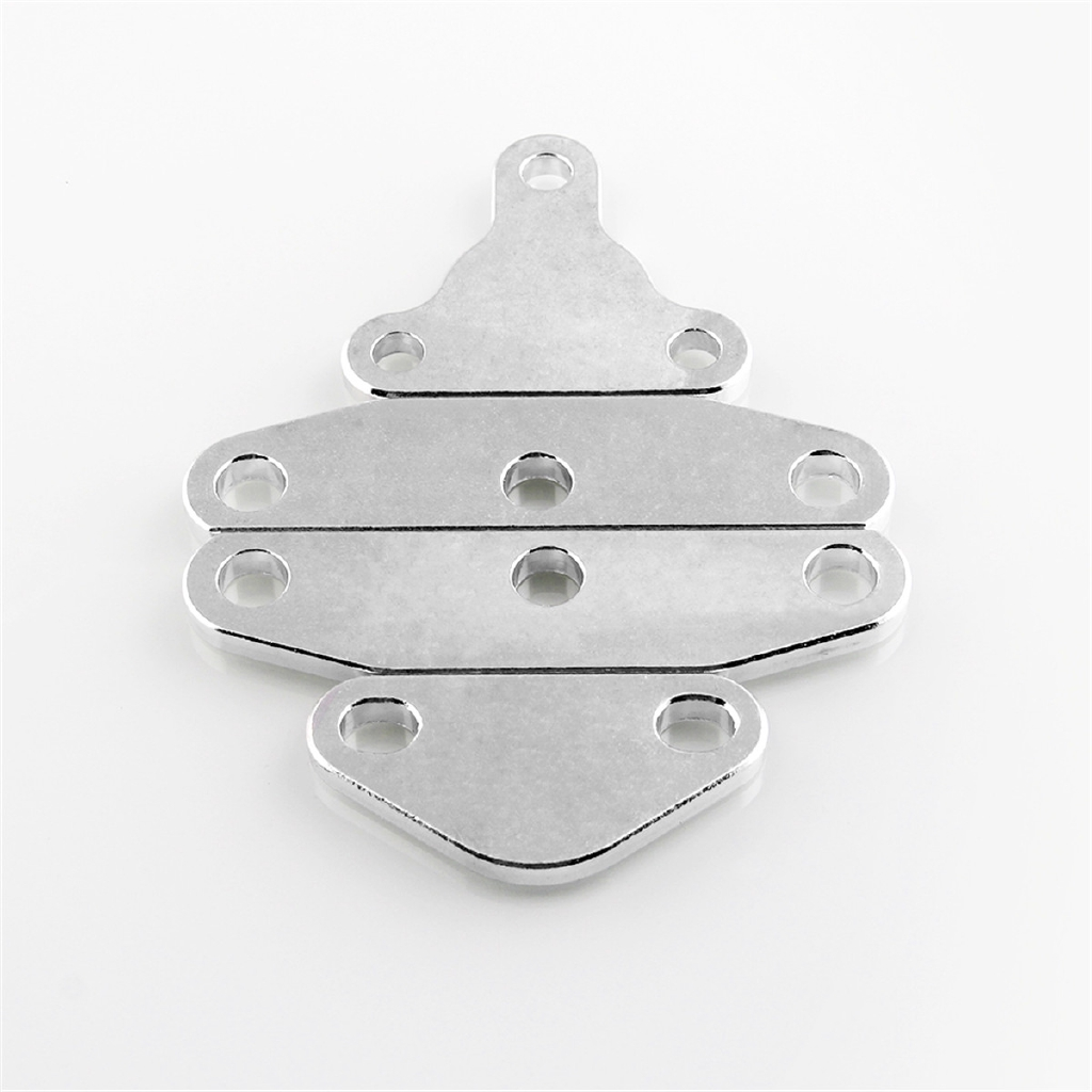 EGR Smog For Toyota 20R 22RE Delete Exhaust Intake Block Off Plate Set Plug Kit