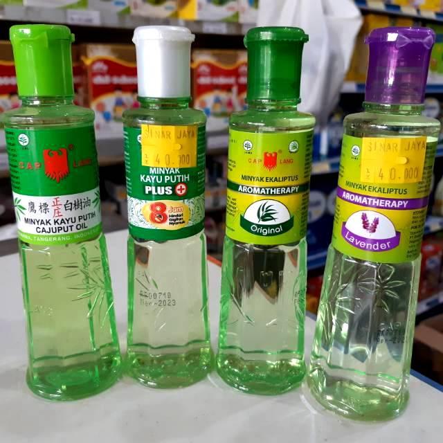Minyak Kayu Putih CAP LANG 120ml Cajuput Oil / Lavender Aromatherapy /  Original Aromatherapy Caplang | Shopee Indonesia