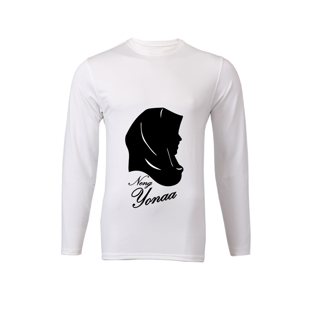 Sablon Kaos Design Hijab