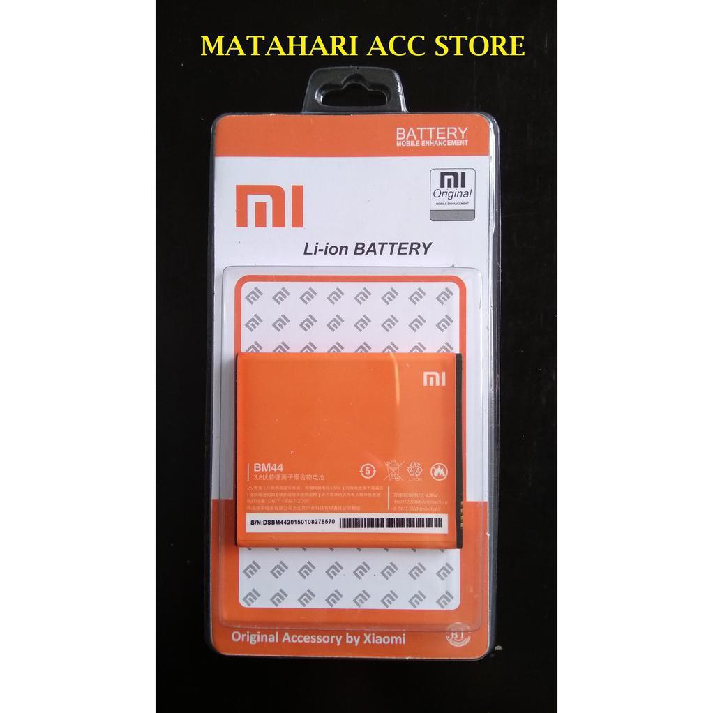Batre Baterai Xiaomi Redmi 2 Prime Bm44 Original Battery 2s Bm 44 Batrei Batterai Xiao Mi Ori Xiomi Shopee Indonesia