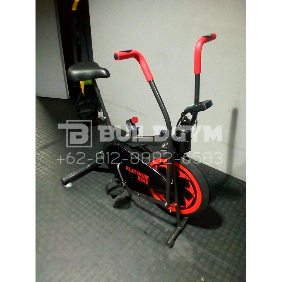 Alat Olahraga Fitness Sepeda Statis Platinum Bike Murah Shopee Total Orbitrack Multifungsi Orb2000s Indonesia