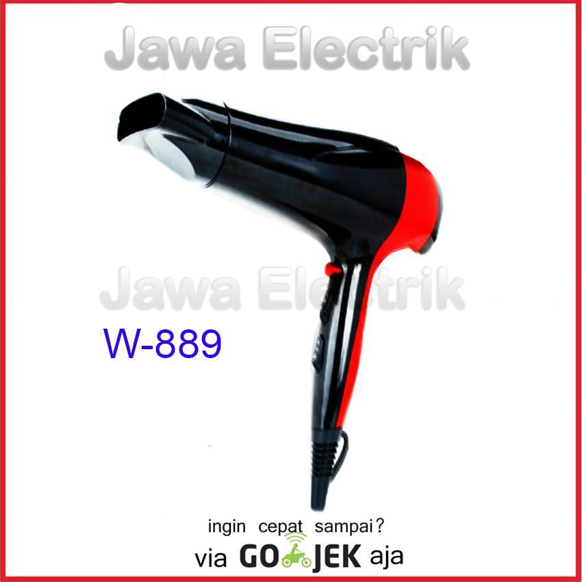 Jual Pengering rambut Wigo W-889 Premium Hairdryer Hair Dryer Hairdrayer  Baru  80c25b6498
