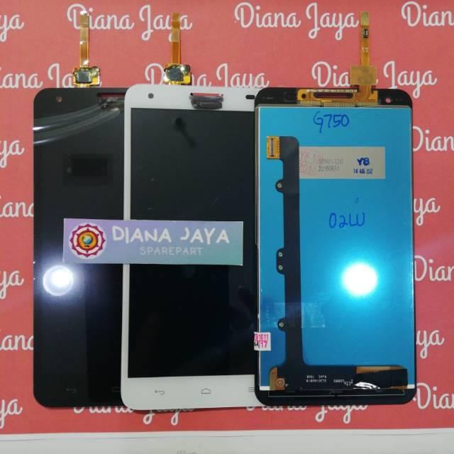 Lcd Touchscreen Huawei G750