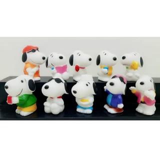 Dijual Mainan Anak Pajangan Mini Action Figure Figurine Snoopy Charlie  Peanut Limited 8a533dc200