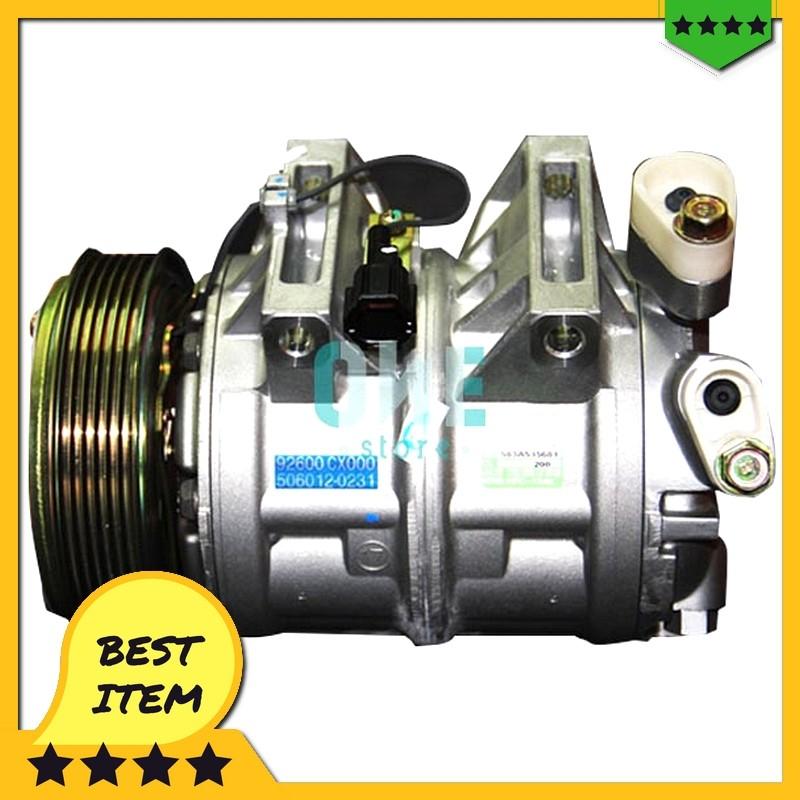 Jual Compressor Ac Compresor Ac Kompresor Ac Mobil Nissan Xtrail X Trail Valeo T30 Murah Terbaik Shopee Indonesia
