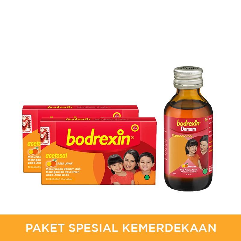 Paket Special Bodrexin Obat ...
