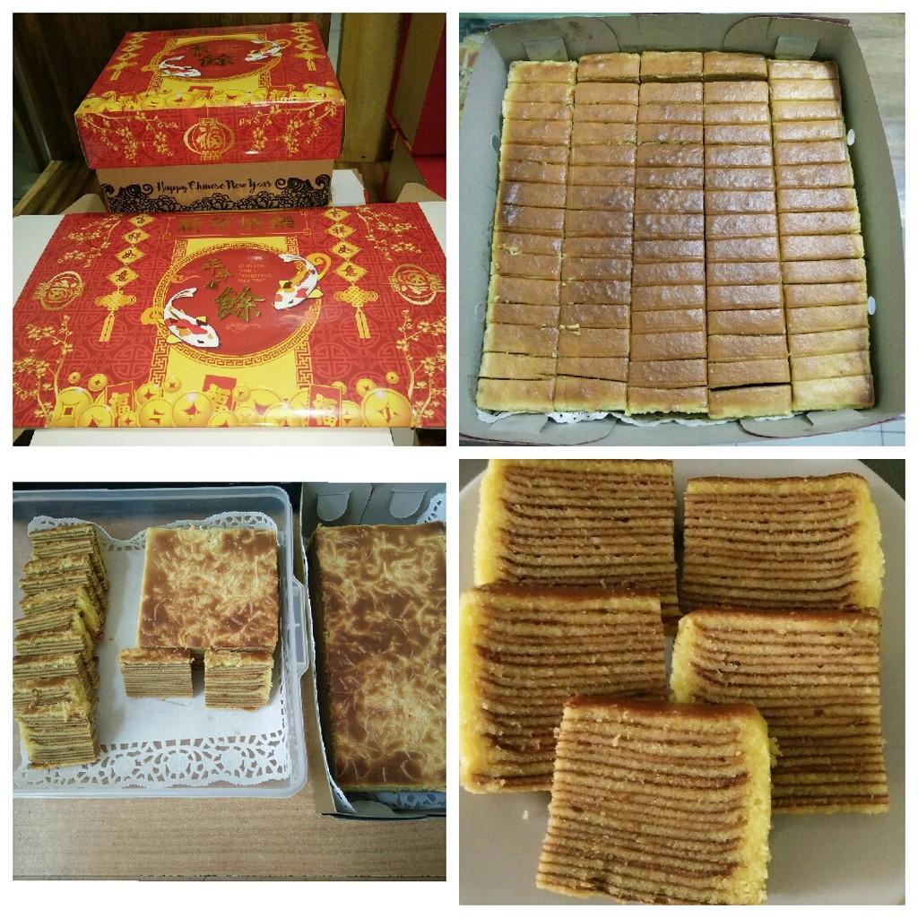 Kue Lapis Gulung Lebaran Hari Raya Idul Fitri Shopee Indonesia Tcash Merdeka Stik Keju Kraft